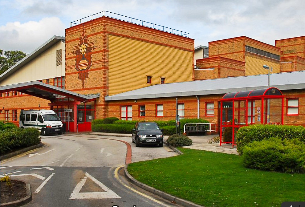 Open Day at Ormskirk hospital just round the corner!