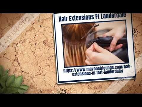 Hair Extensions In Fort Lauderdale