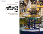 AUTOMATED PRODUCTION LINE - Adapting a rapidly changing landscape of manufacturing