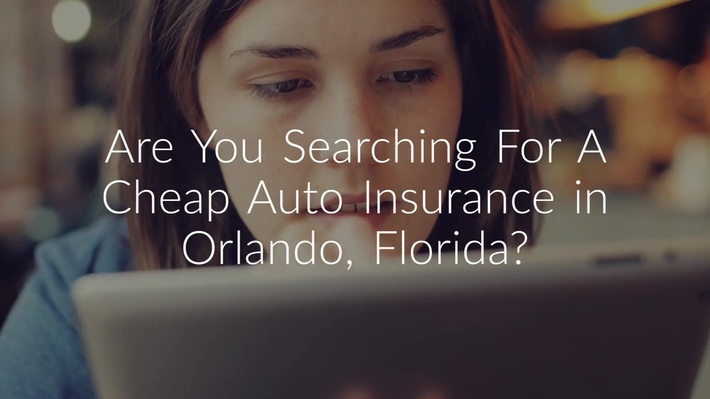 Cheap Auto Insurance in Orlando Florida