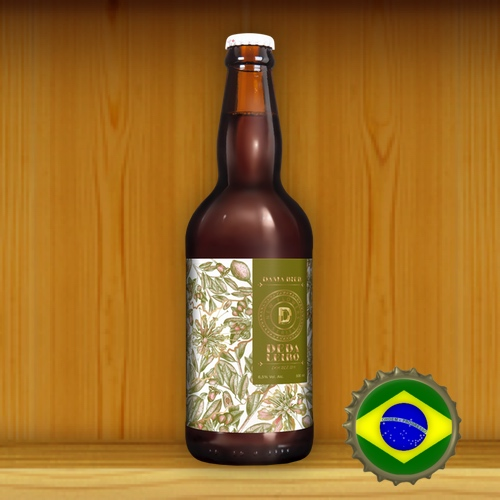 Dama Bier New Flowers Dedaleiro Double IPA