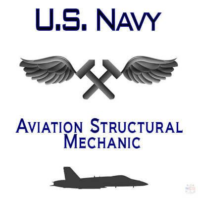 US Navy Flying Hammers simbl Aviation Structual Mechanic