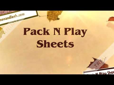 Pack And Play Sheets