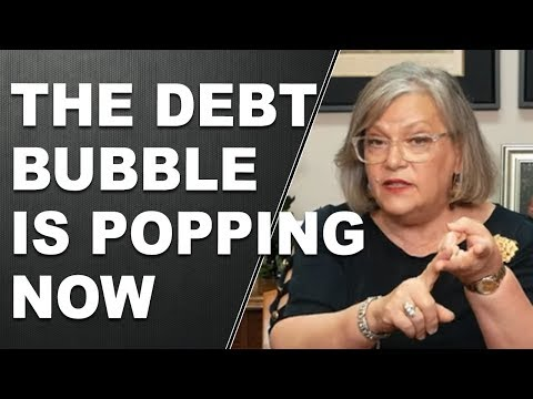 THE DEBT BUBBLE IS POPPING NOW: The Last Recessionary Shoe Has Fallen