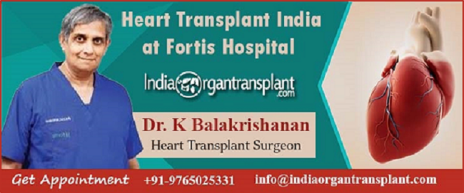 India's Best Hospital Fortis Mumbai Offer You Best Heart Transplant Surgery In India