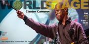 CLAYTON CAMERON