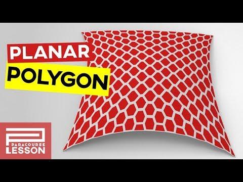Planarize Polygons