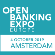 Open Banking Expo Europe 4 October 2019, Novotel Convention Centre, Amsterdam