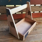 Cigar Box Guitar Stand
