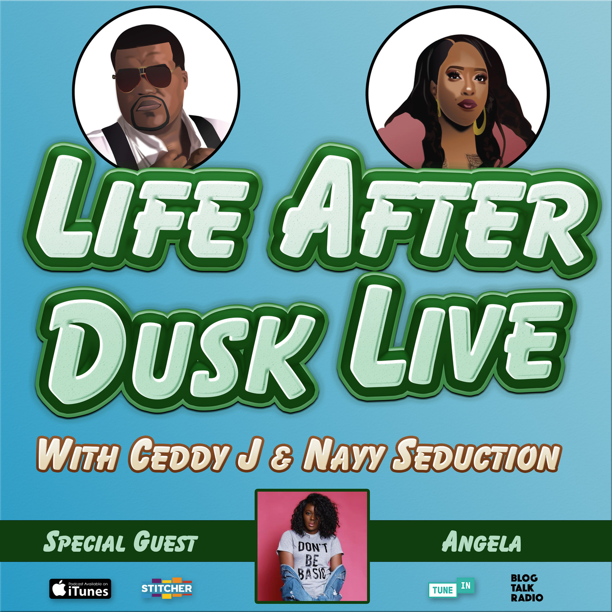 Special Guest Cohost Angela