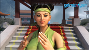 Nikki – 3D Kung-Fu Female Fighter Realistic Character Model By Post Production Animation Studio