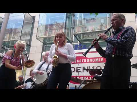 Carling family - Ice-cream - Dresden Dixieland Festival 2016