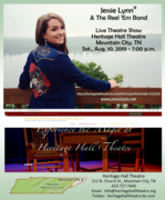 Jessie Lynn & The Reel 'Em In Band to perform 08-10-19