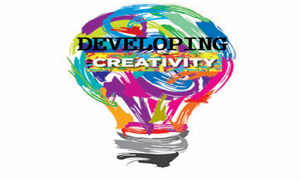 How to develop creative ideas?