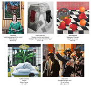 The 34th Chelsea International Fine Art Competition Exhibition