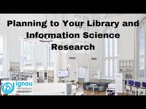 Planning Your Research | ARPIT | IGNOU | Prof. Jaideep Sharma