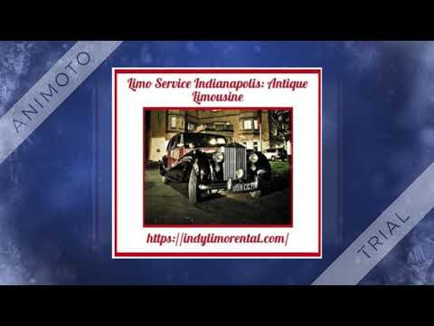 Limo Service Indianapolis