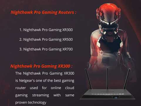 Cloud Gaming with Nighthawk Pro Devices