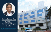 Dr. Mohamed Rela: An Exceptional Liver Transplant Surgeon in India