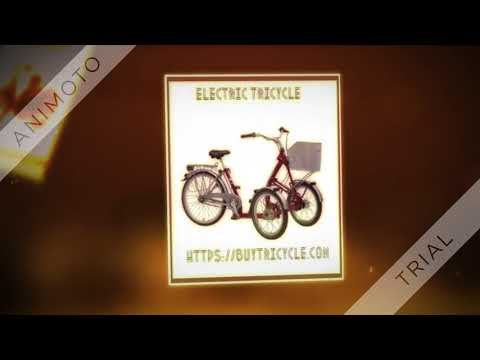 Home elevators adult tricycle Told by An established