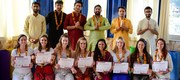 500 Hour Yoga Teacher Training - Rishikesh Yogkulam