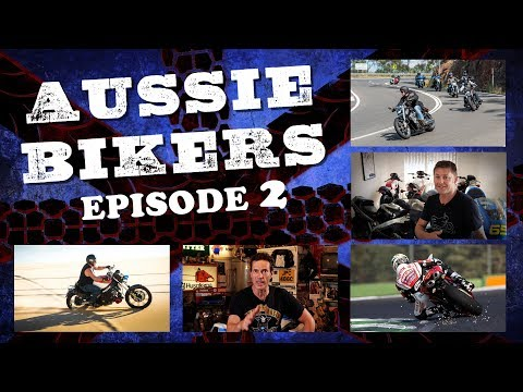 AUSSIE BIKERS // Bathurst Ride and Bike Show // Episode 02