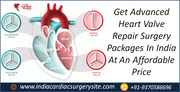 Get Advanced Heart Valve Repair Surgery Packages In India At An Affordable Price
