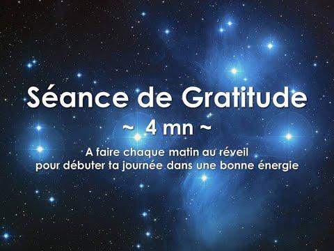 Séance de Gratitude