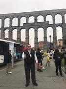 Acueducto de Segovia en ESPAÑA