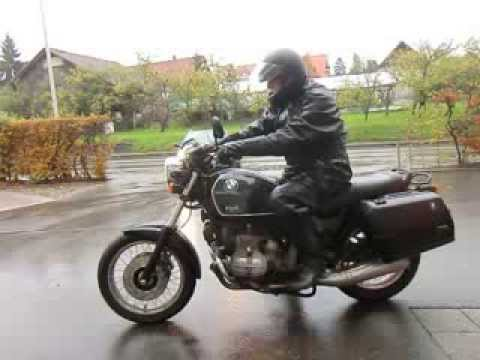 Black Prince and Century Uniroyal Rubber boots on my Motorbike