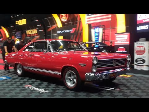 1967 Mercury Cyclone GT With A 428 For A Little Extra Kick At the 2019 Mecum Harrisburg