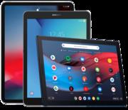 Apple's iPad vs. Samsung Galaxy Tabs – A comparison for beginners