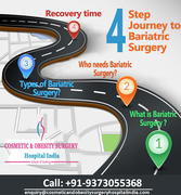 4 step journey to bariatric Surgery in india