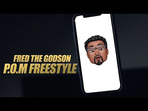 Fred The Godson | P.O.M Freestyle