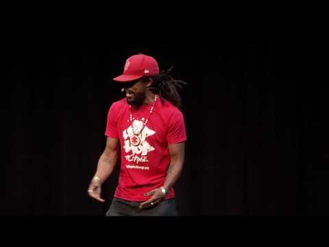 TED Talk by Hip Hop for Change's Khafre Jay | TEDxSausalito