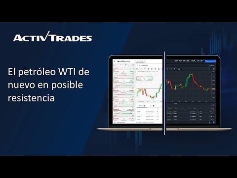 Video Análisis: El petróleo WTI de nuevo en posible resistencia