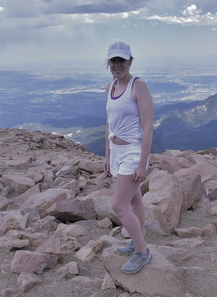 Honoring Arlene Pieper's 1959 Pikes Peak Marathon finish