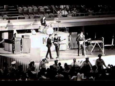 Beatles in Houston August 19, 1965!