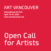 Art Vancouver Call for Artists