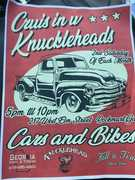 CRUISE IN AT KNUCKLEHEADS