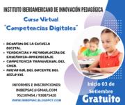 """Curso Virtual """"Competencias Digitales"""" - Gratuito"""