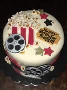 Movie Themed Cake