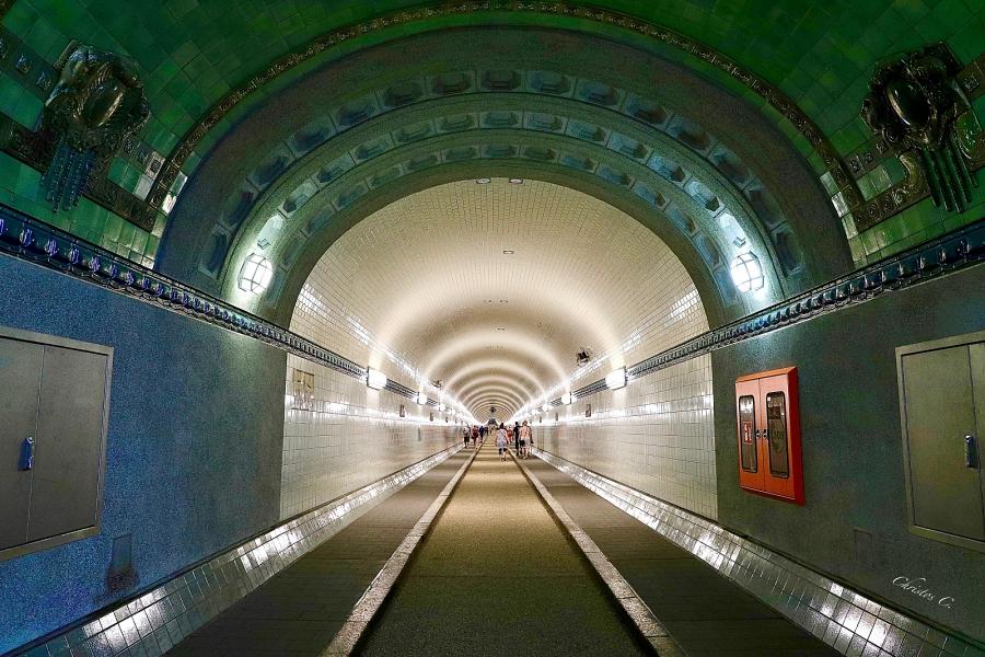 Elbtunnel II-Hamburg