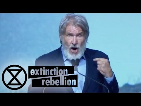 """If We Don't Protect Nature We Can't Protect Ourselves"" Harrison Ford 