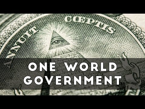 """Everything Is Moving To A One World Government!"" - #Prophecy Update"
