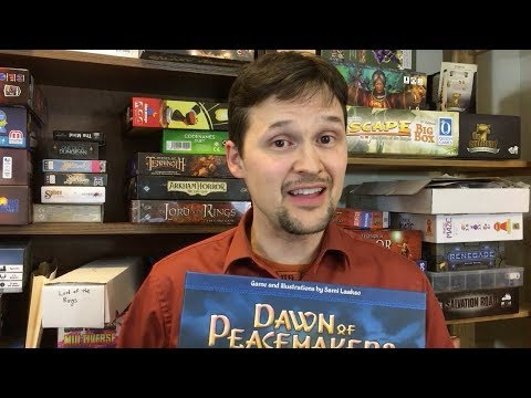 Dawn of Peacemakers | 5 in Five Review