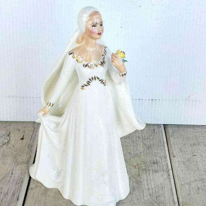 Vintage Royal Doulton Bride
