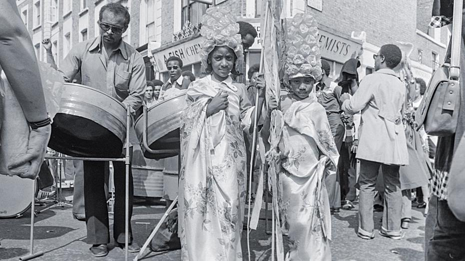 In pictures: Notting Hill Carnival, 1973