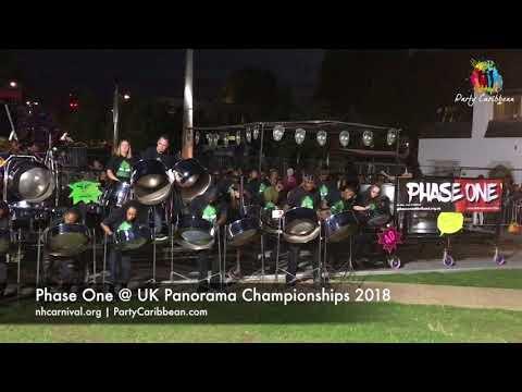 Phase One @ UK Panorama Championships 2018