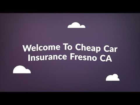 Cheap Car Insurance in Fresno CA